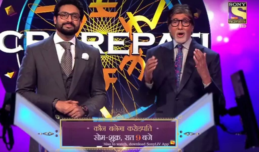 Abhishek Bachchan on the Hotseat of KBC