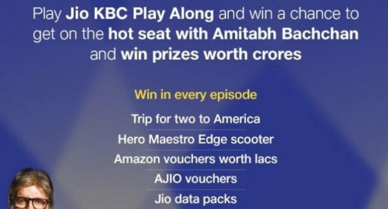 How to Download Jio Chat app for KBC Play Along Contest?