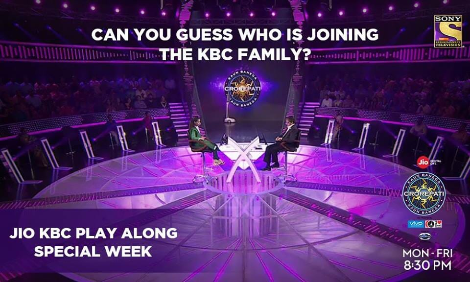 KBC Jio Play Along Episodes will start from tomorrow – Special Week