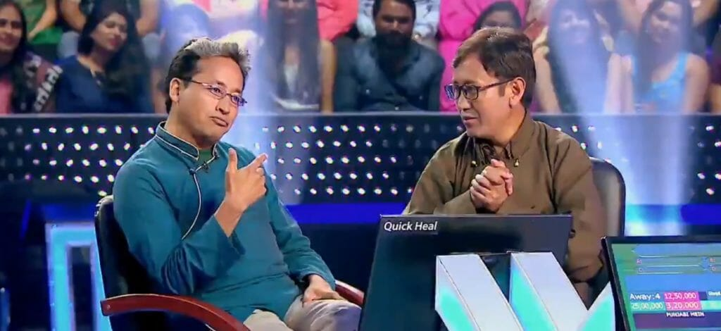 Sonam Wangchuk from Leh inspiring today on the set of KBC new