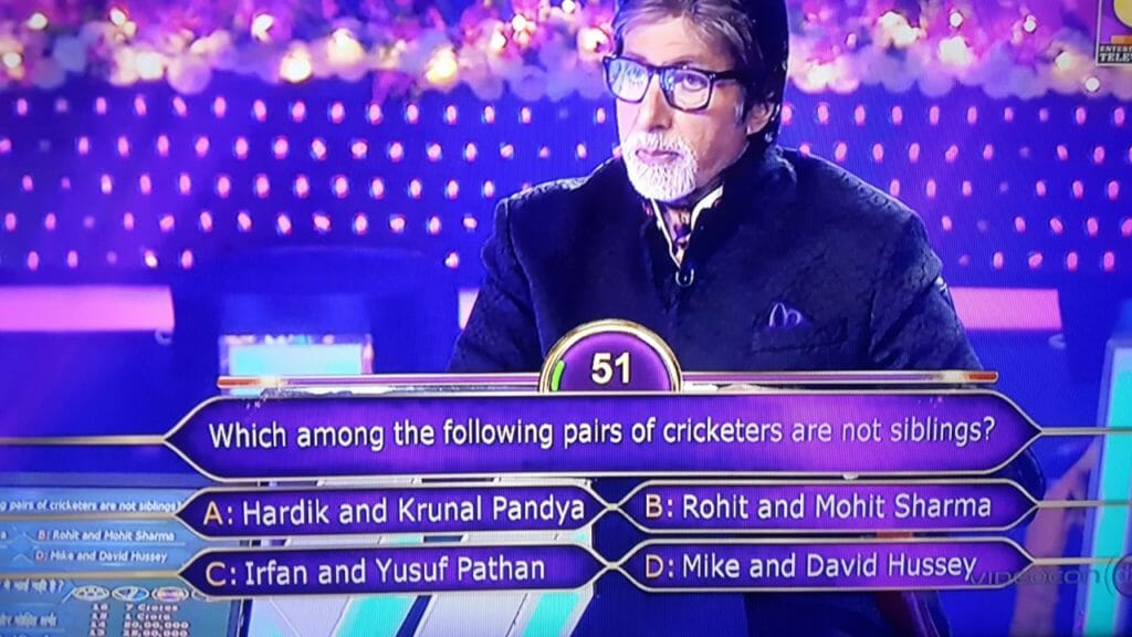 Which among the following pairs of cricketers are not siblings