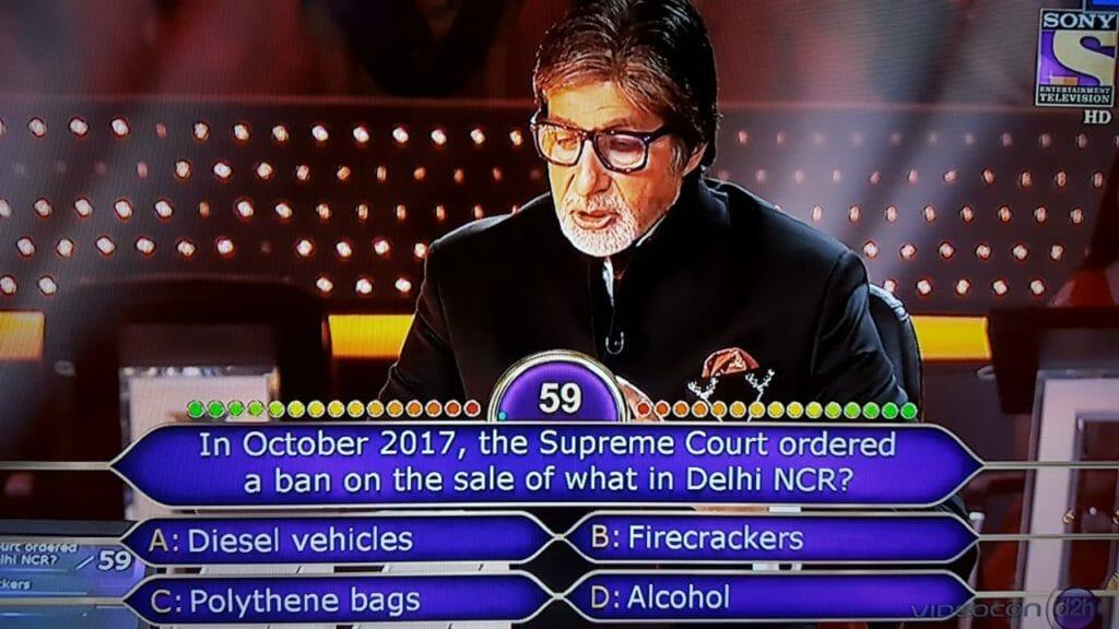 ban in Delhi NCR