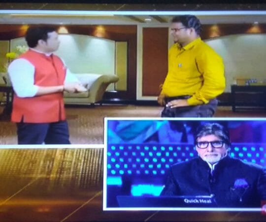 Sachin's Surprise to KBC Contestant Rajudas Manik Rathore