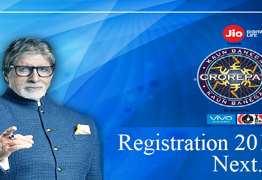 KBC Registration Coming soon on Sony TV season 10