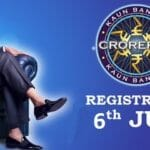 KBC Registration Season 10 starting 6th June : Register Now