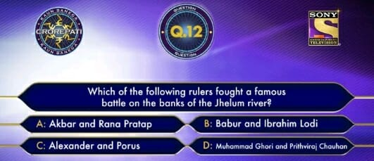 QUESTION 13 REGISTRATION
