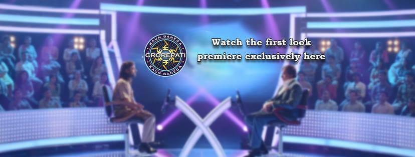 KBC first look premiere season 9