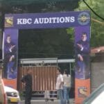 Pictures from KBC Auditions 2018 – Audition till 18th July