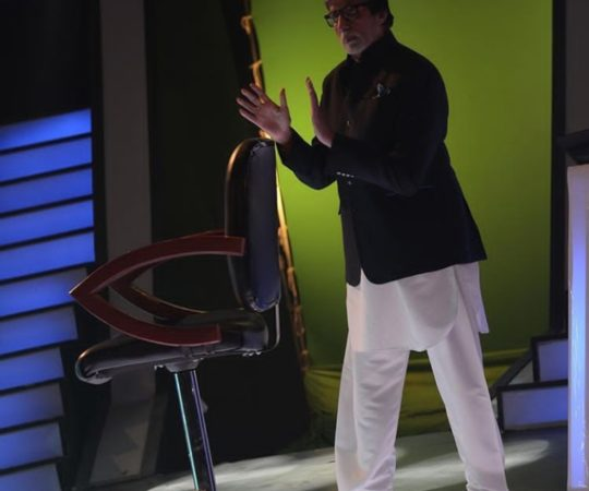 KBC First look season 10 – Exclusive pictures 2018