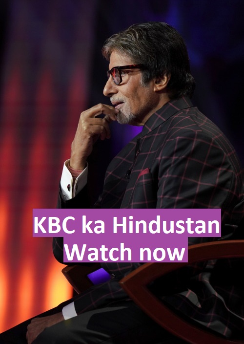KBC ka Hindustan – Special Series of Episodes Watch Now
