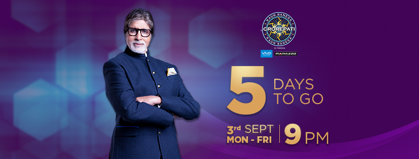 KBC 5 Days to go