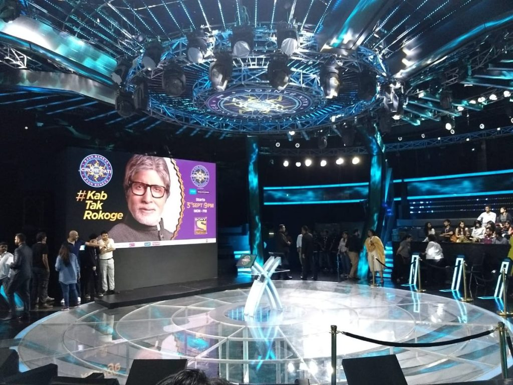"Media Launch of KBC ""Kaun Banega Crorepati Season 10"" Press Conference"