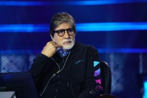 KBC premiere Pictures with Amitabh