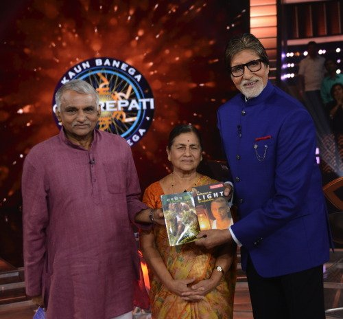 Prakash Amte Special Episode on KBC Season 10 – Emotional moments