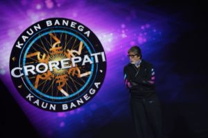 amitabh ready to shooting KBC