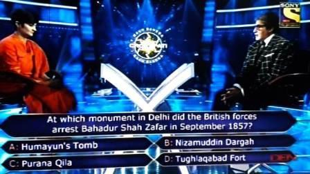 Bahadur Shh Zafar