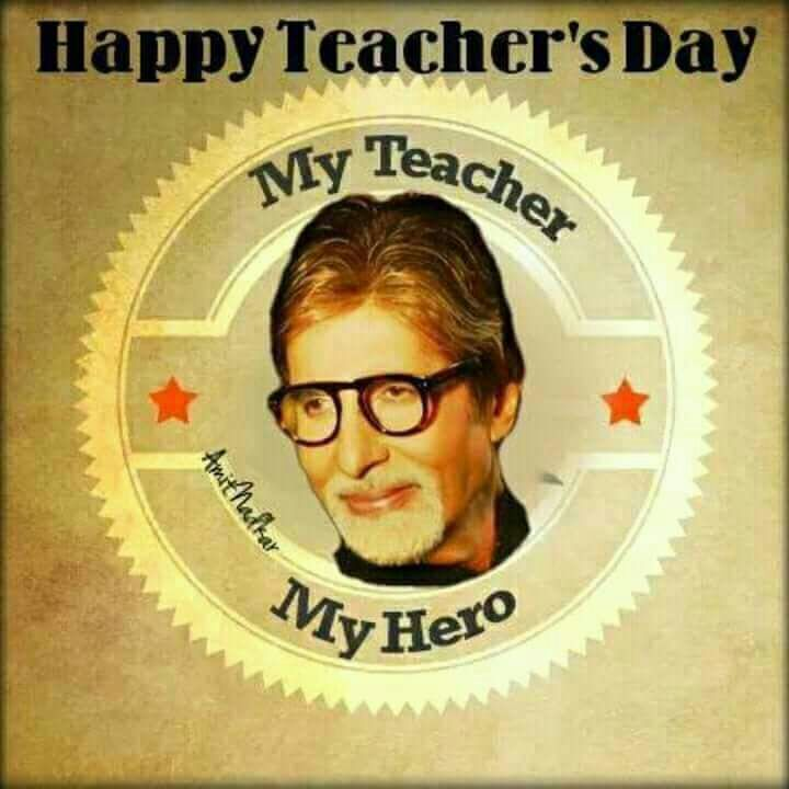 KBC marches on – Happy Teachers Day – Watch at 9 PM on SONY TV