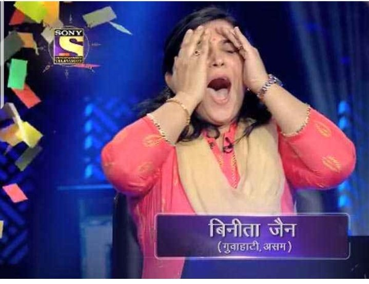Binita Jain first Crorepati of KBC Season 10