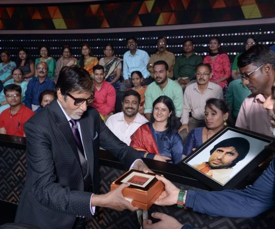 KBC is my Life – All Exclusive on the set : Amitabh Bachchan