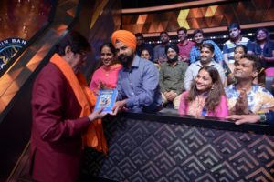 KBC Amitabh Bachchan