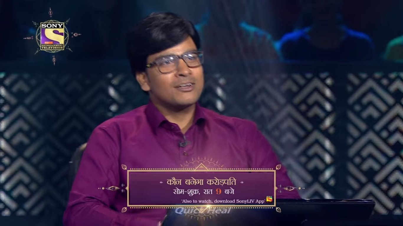 Watch out the confidence of Second KBC Contestant Somesh Kumar choudhary