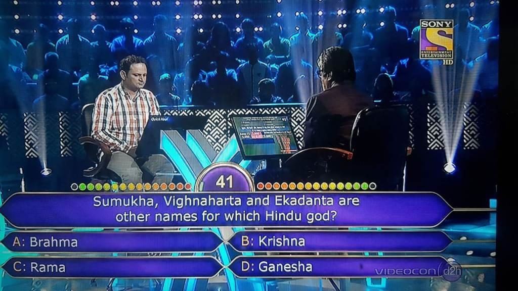 Ques : Samukha, Vighnaharta and Ekadanta are other names for which Hindu god?