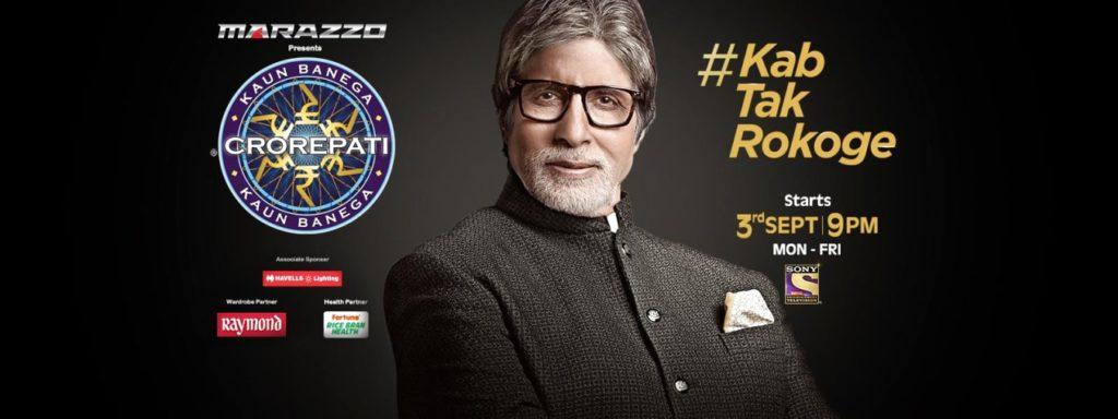 1 Day to Kick start the 10th season of Kaun Banega Crorepati (KBC)