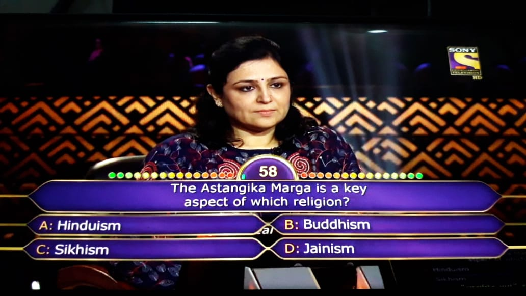 KBC Religion Question
