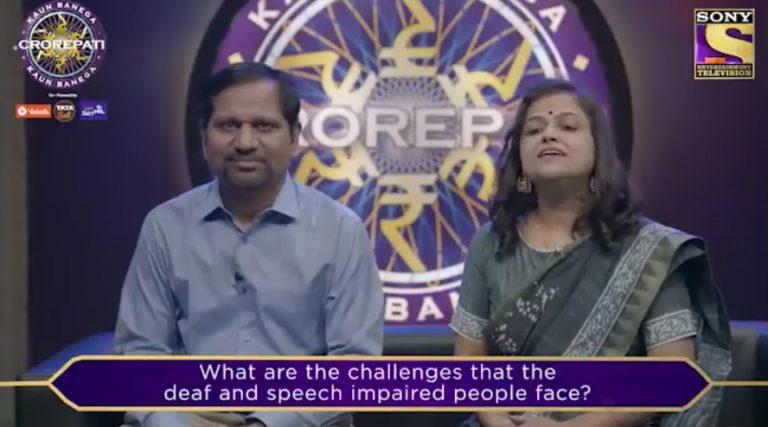 We salute Gyanendra Purohit and Monica Purohit tonight on KBC Karamveer at 9 PM only on Sony TV