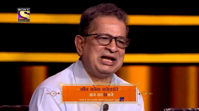 Watch Dr Sunil Shroff on the hotseat tonight with our champion Ritesh Deshmukh on KBCKaramveer at 9PM