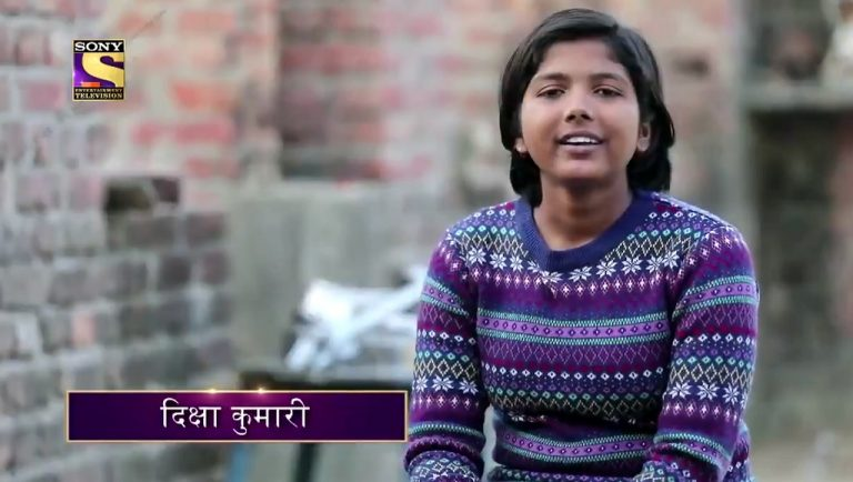 14-Year-old Diksha from Madhubani, Bihar aspires to become an IAS officer – Students Special Week